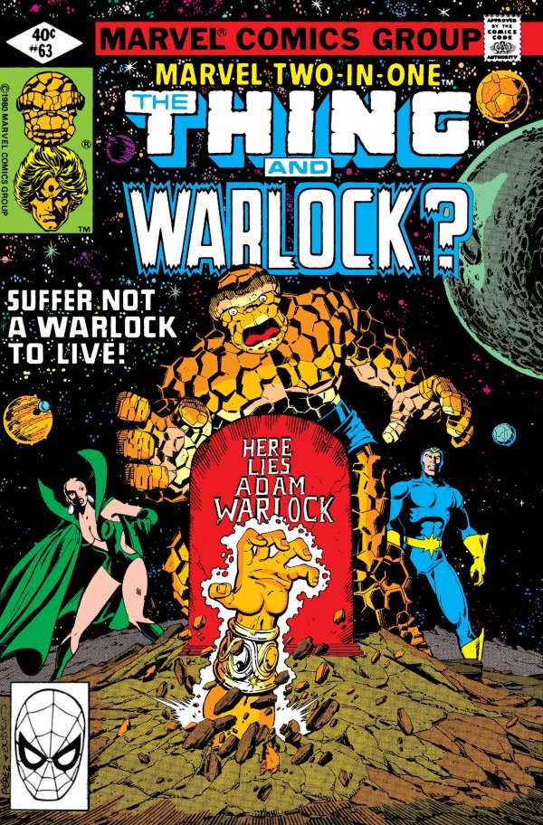 Marvel Two-in-One #63