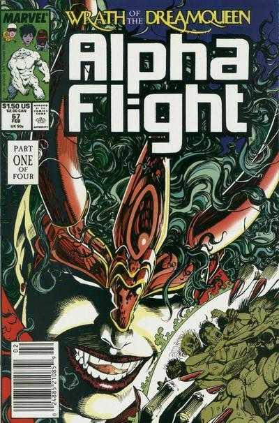 Alpha Flight #67