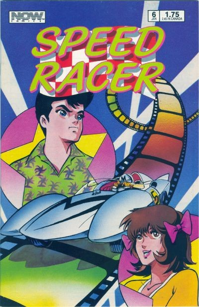 Speed Racer #6