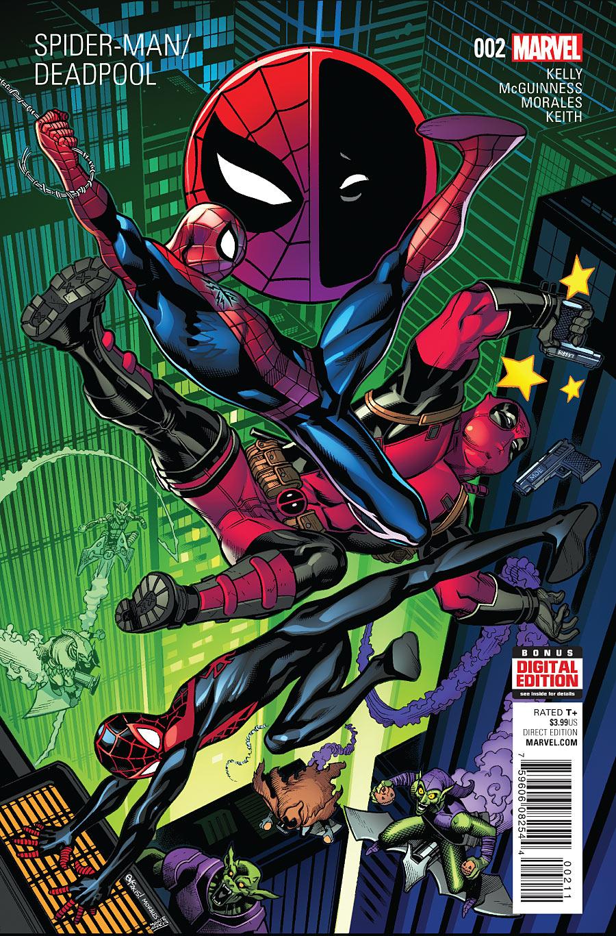 Spider-Man / Deadpool #2
