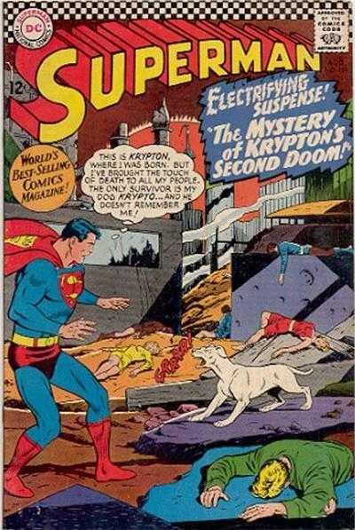 Superman #189