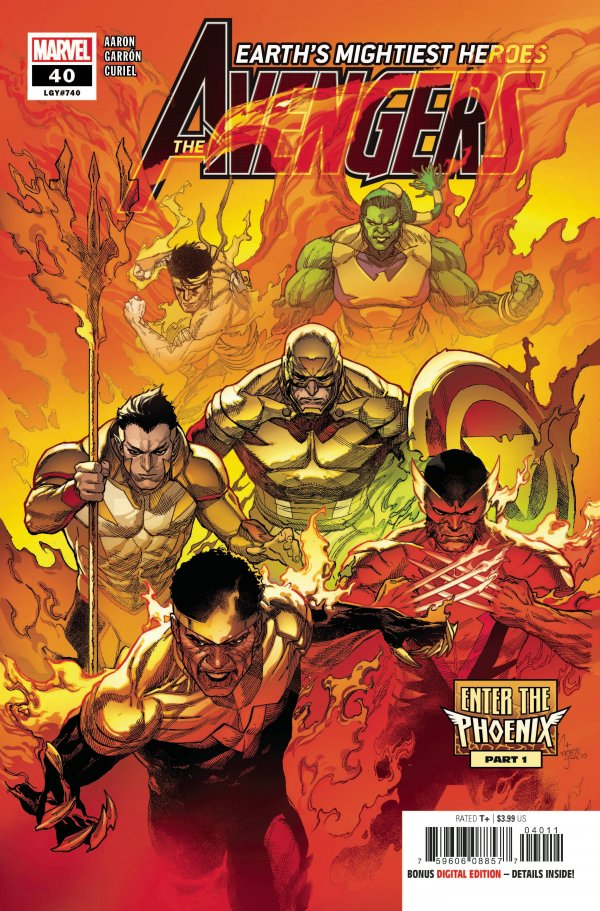 The Avengers #40