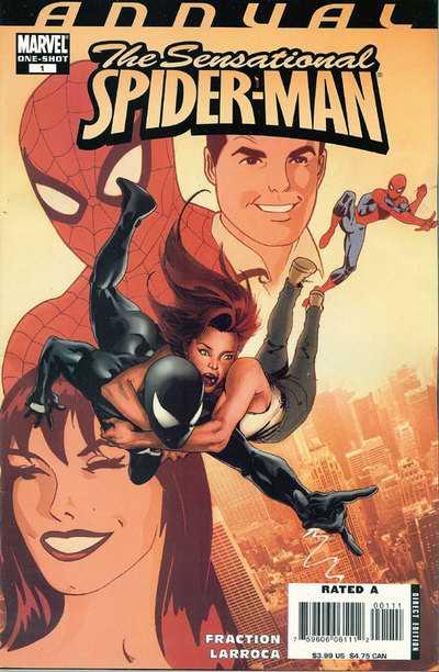 The Sensational Spider-Man Annual #1