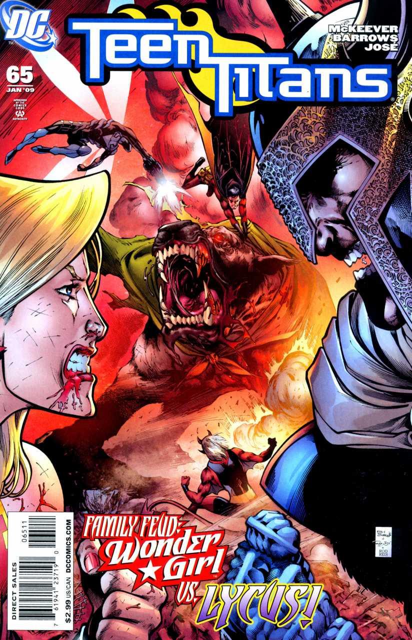 Teen Titans #65