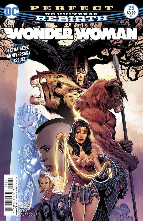Wonder Woman #25