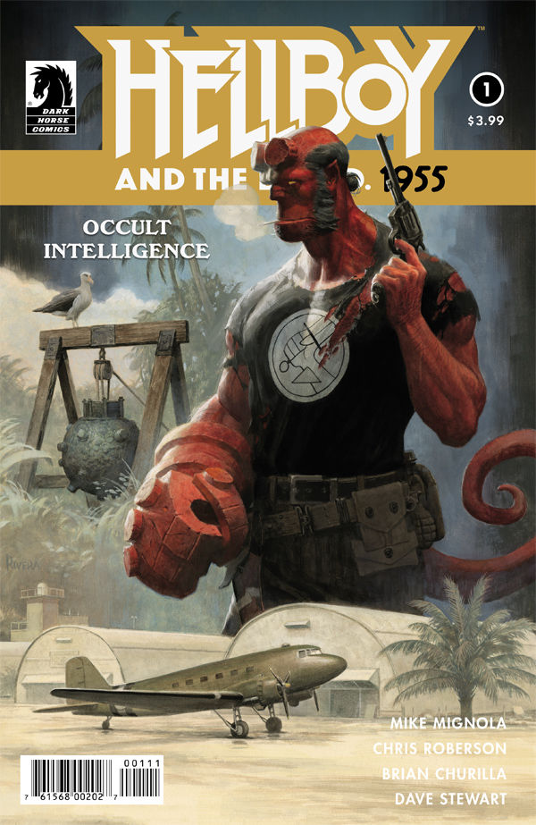 Hellboy and the B.P.R.D.: 1955—Occult Intelligence #1