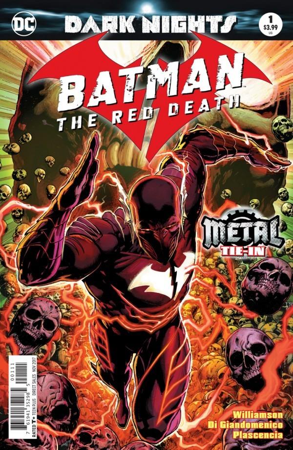 Batman: The Red Death #1