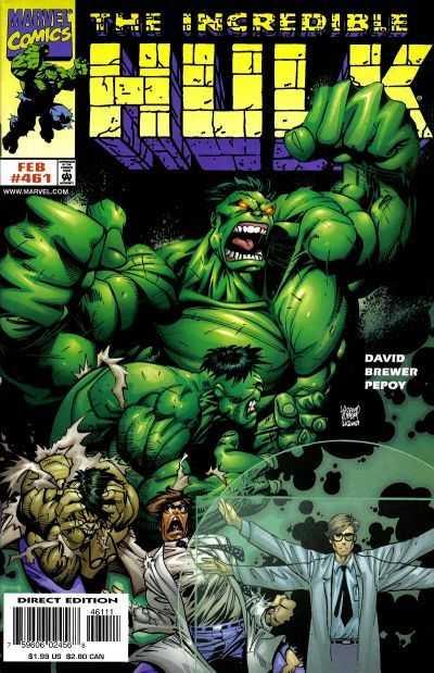 The Incredible Hulk #461