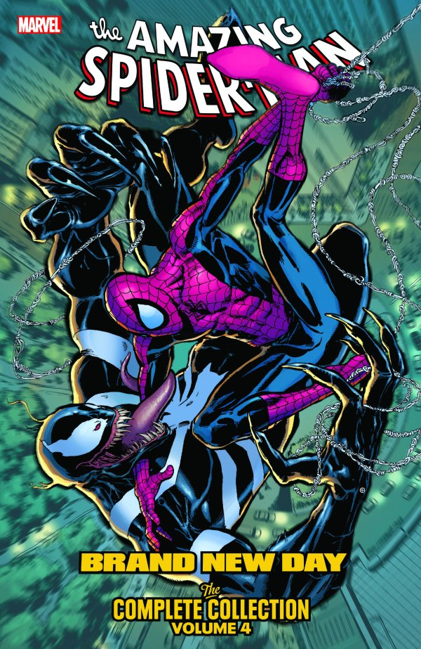 The Amazing Spider-Man: Brand New Day - Complete Collection Vol. 4 TP