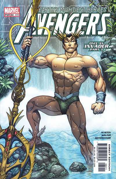 The Avengers #84