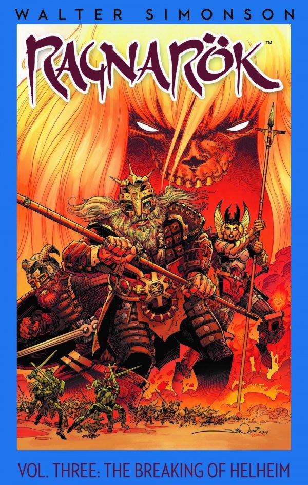 Ragnarök Vol. 3: The Breaking of Helheim HC