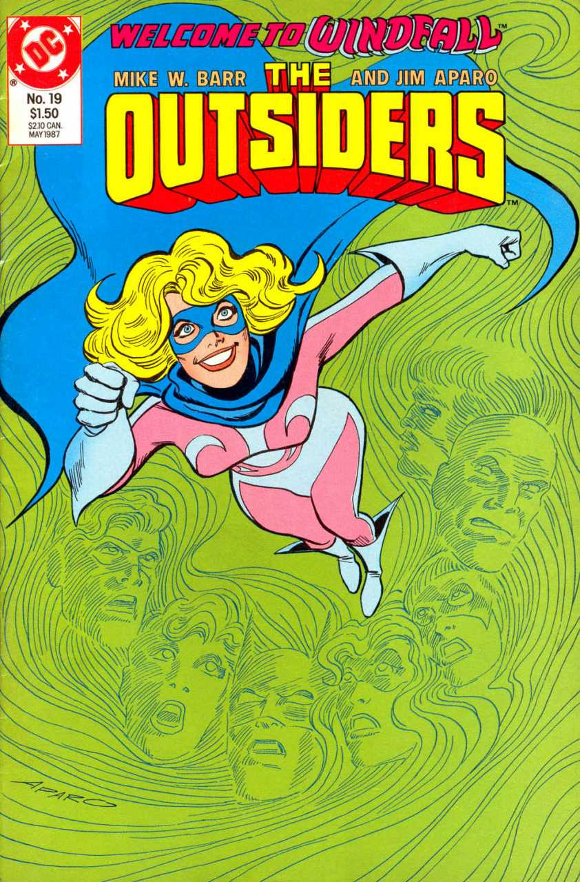 The Outsiders #19