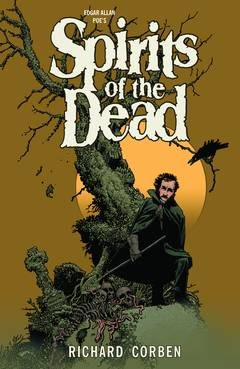 Edgar Allan Poe's Spirits of the Dead HC