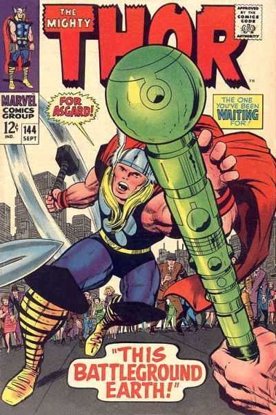 The Mighty Thor #144