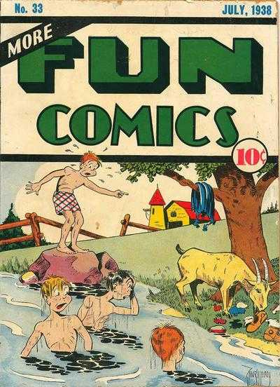 More Fun Comics #33