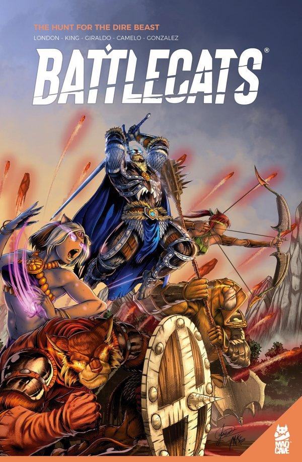 Battlecats TPB