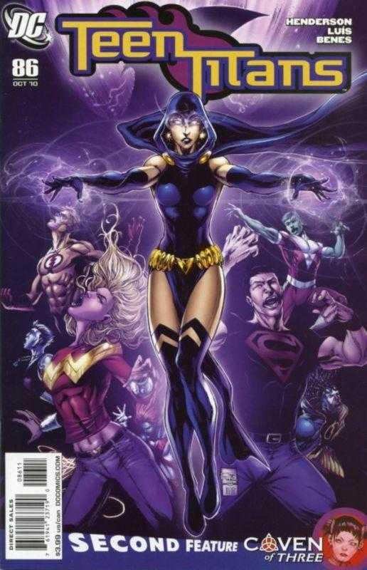 Teen Titans #86