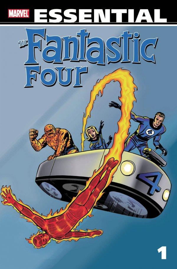 Essential Fantastic Four Vol. 1 TP New Ed