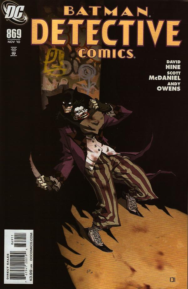 Detective Comics #869