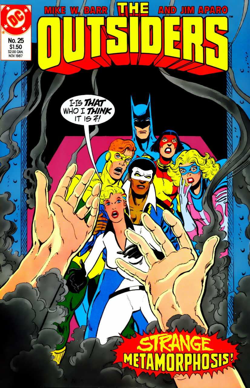 The Outsiders #25