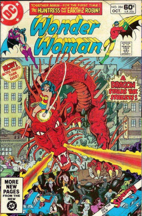 Wonder Woman #284