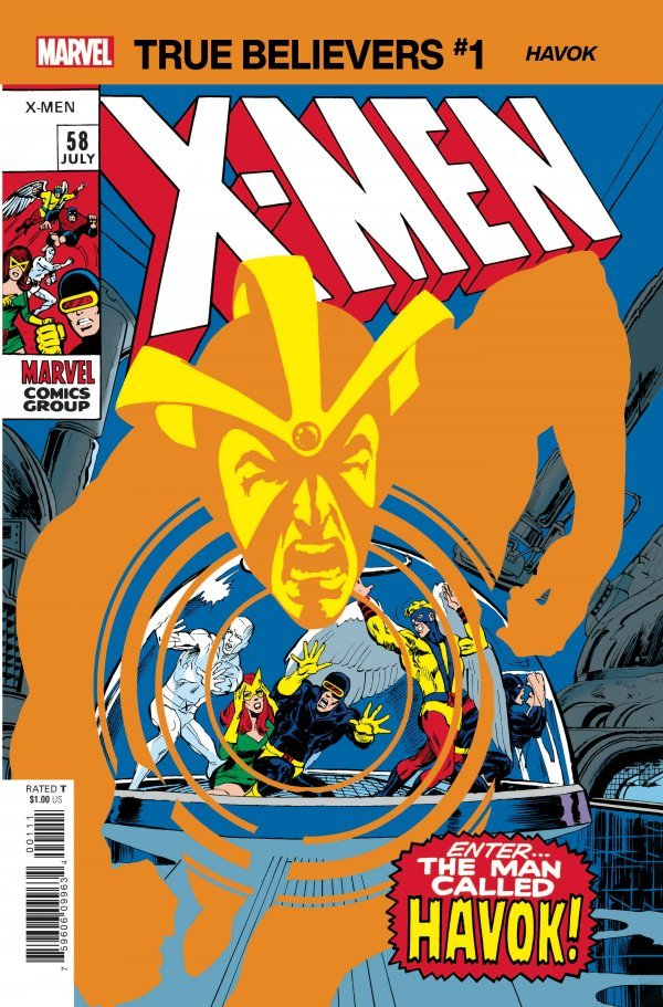 True Believers: X-Men - Havok #1 review