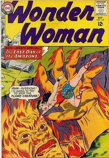 Wonder Woman #149