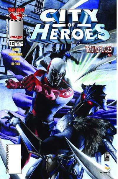 City of Heroes #12