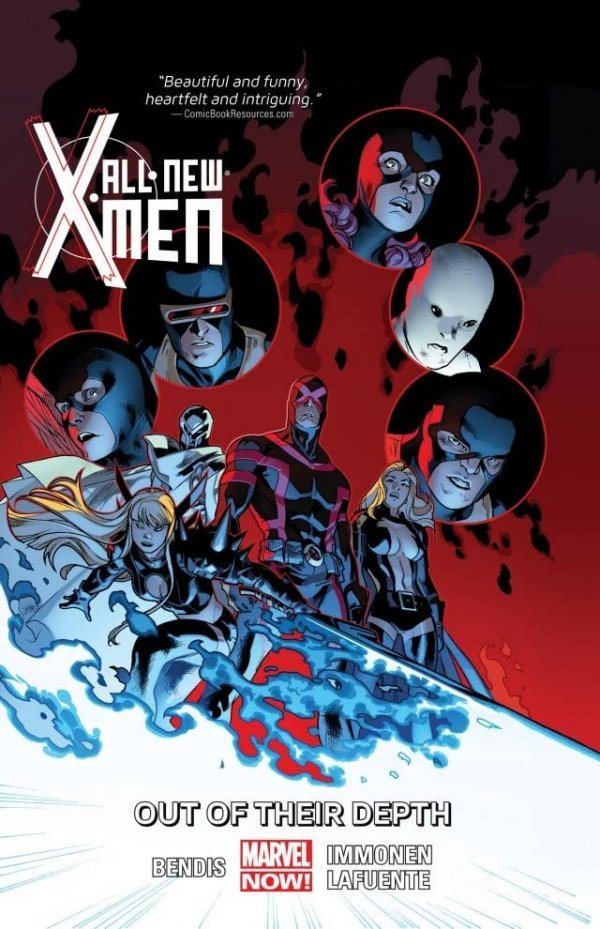 All-New X-Men Vol. 3: Out of their Depth TP