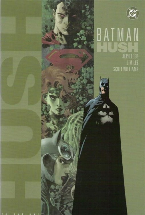 Batman: Hush Vol. 1 HC