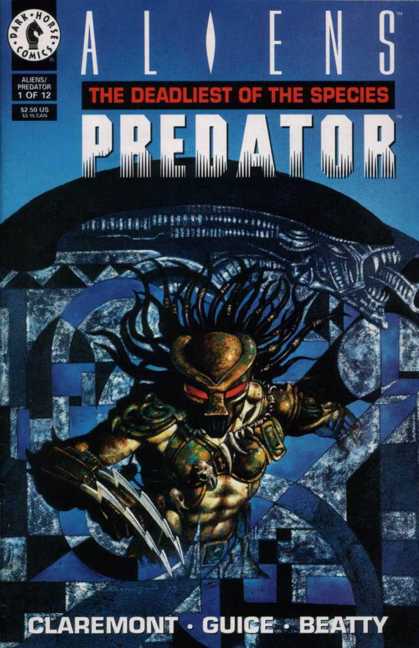 Aliens/Predator: The Deadliest of the Species #1