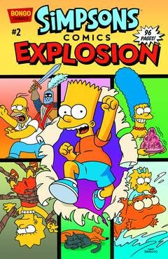 Simpsons Comics Explosion #2
