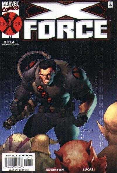X-Force #113