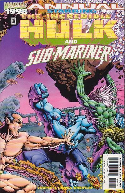 The Incredible Hulk Annual 1998