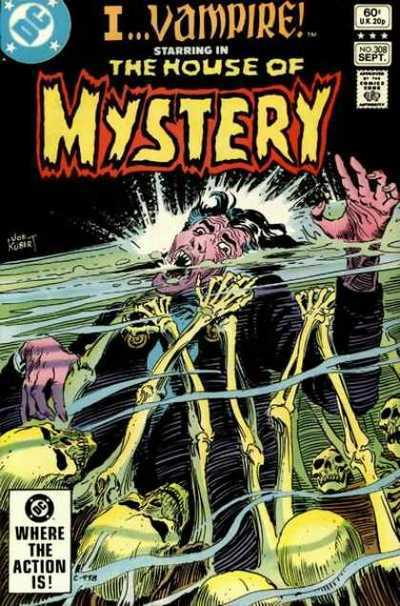 House of Mystery #308