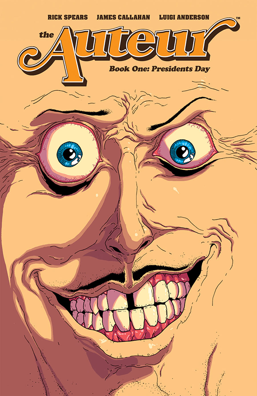 The Auteur Vol. 1 TP