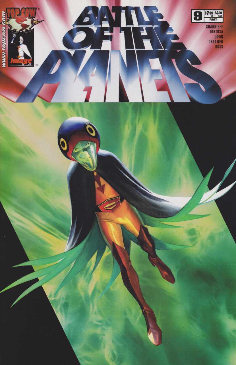 Battle of the Planets #9