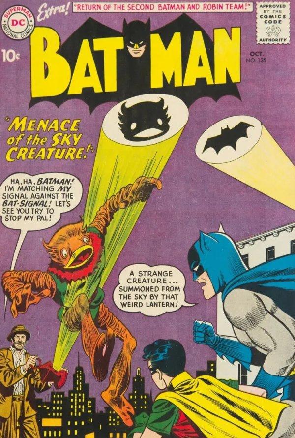 Batman #135