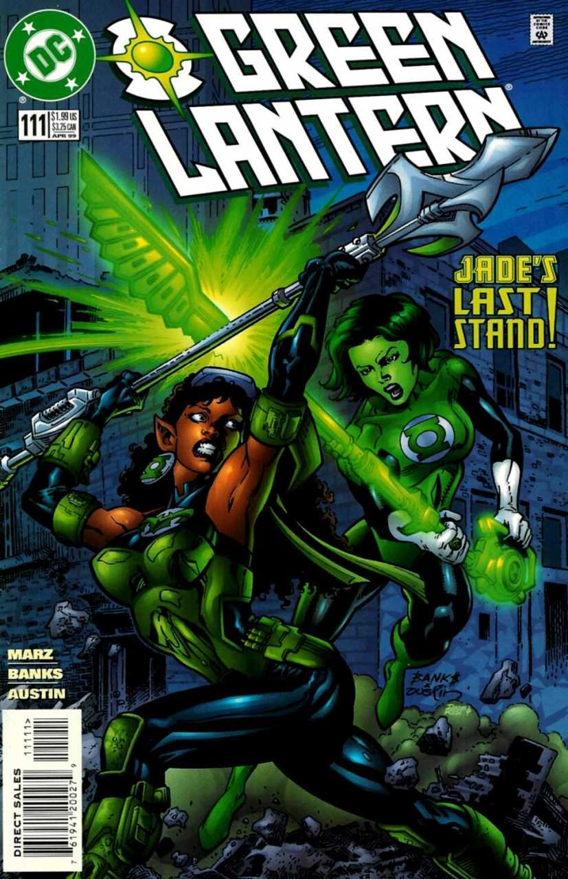 Green Lantern #111