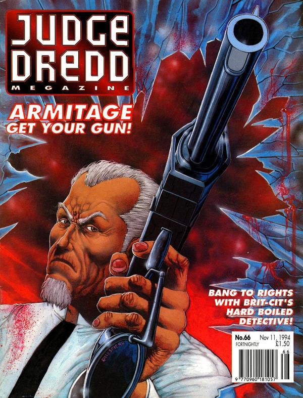 Judge Dredd: The Megazine #66