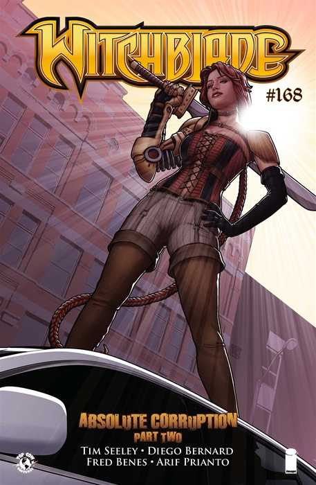 Witchblade #168
