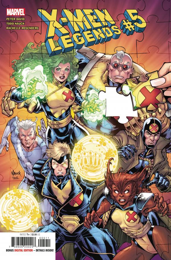 X-Men: Legends #5