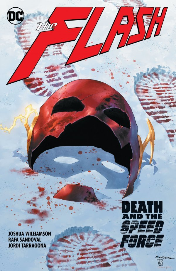 The Flash Vol. 12: Death and the Speed Force TP