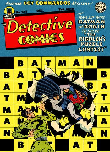 Detective Comics #142