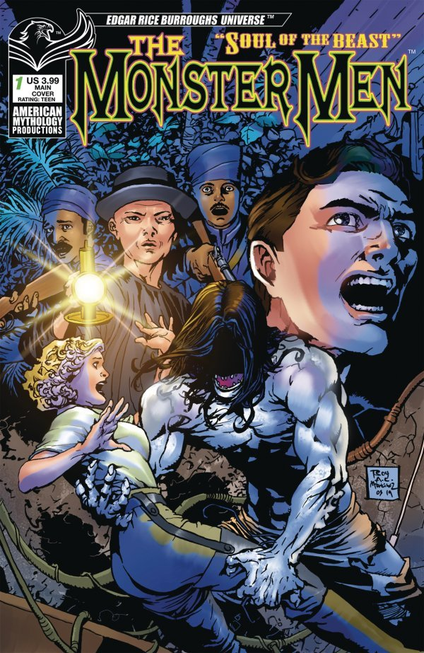 The Monster Men #1 review