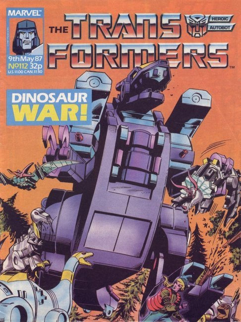 The Transformers #112