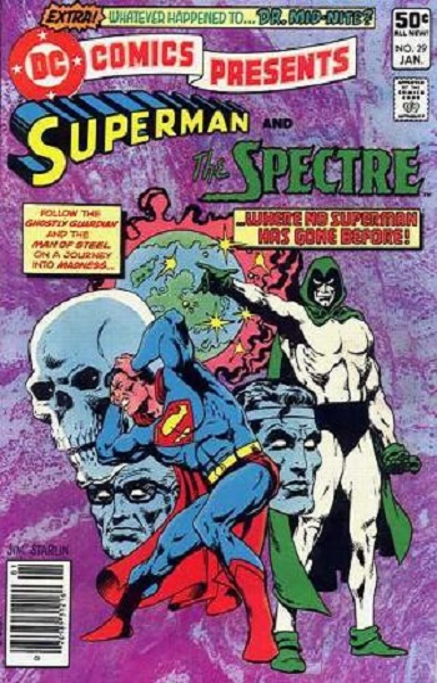 DC Comics Presents #29