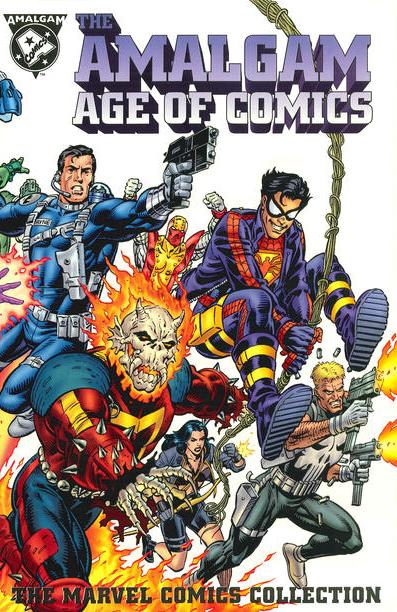 The Amalgam Age of Comics: The Marvel Comics Collection TP