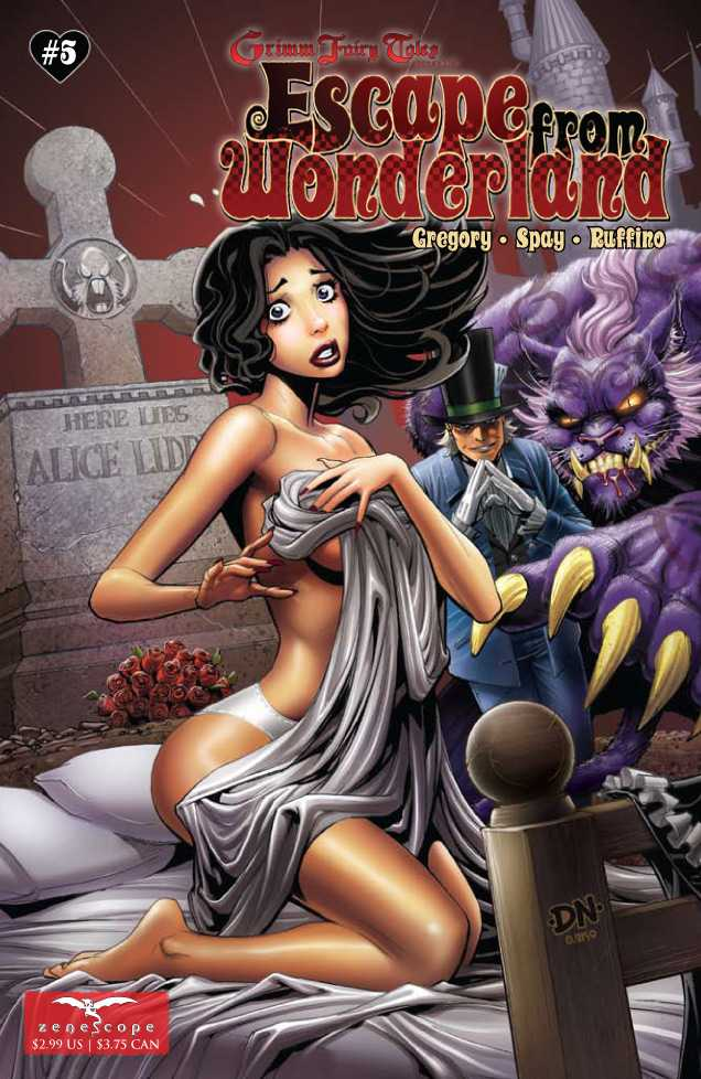 Grimm Fairy Tales Presents Escape from Wonderland #5