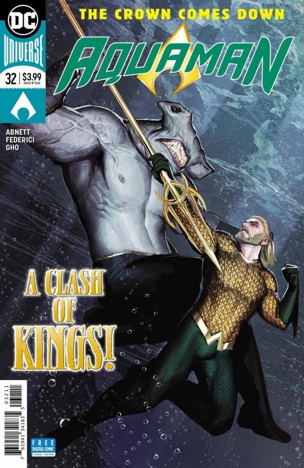 Aquaman #32